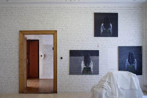Instalace, 2.patro, foto Martin Polák